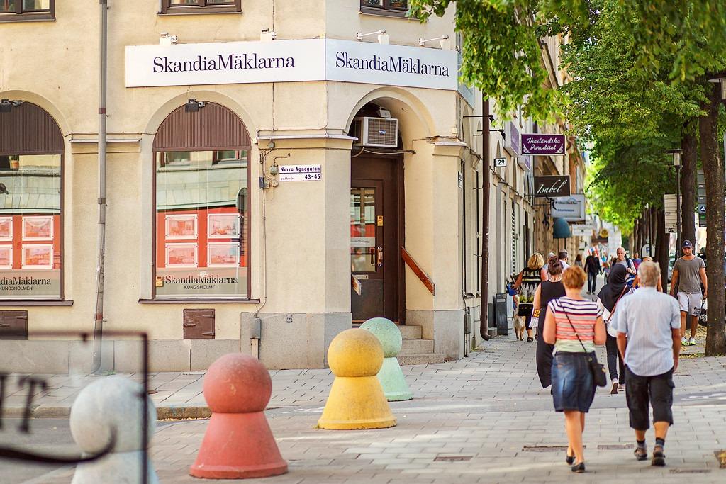 Fastighetsmäklare i Stockholm Kungsholmen