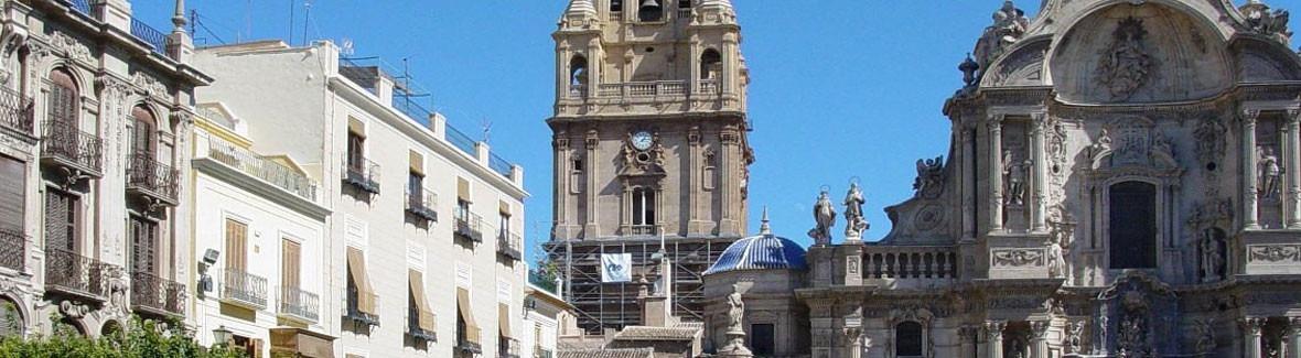 Murcia - regionshuvudstaden