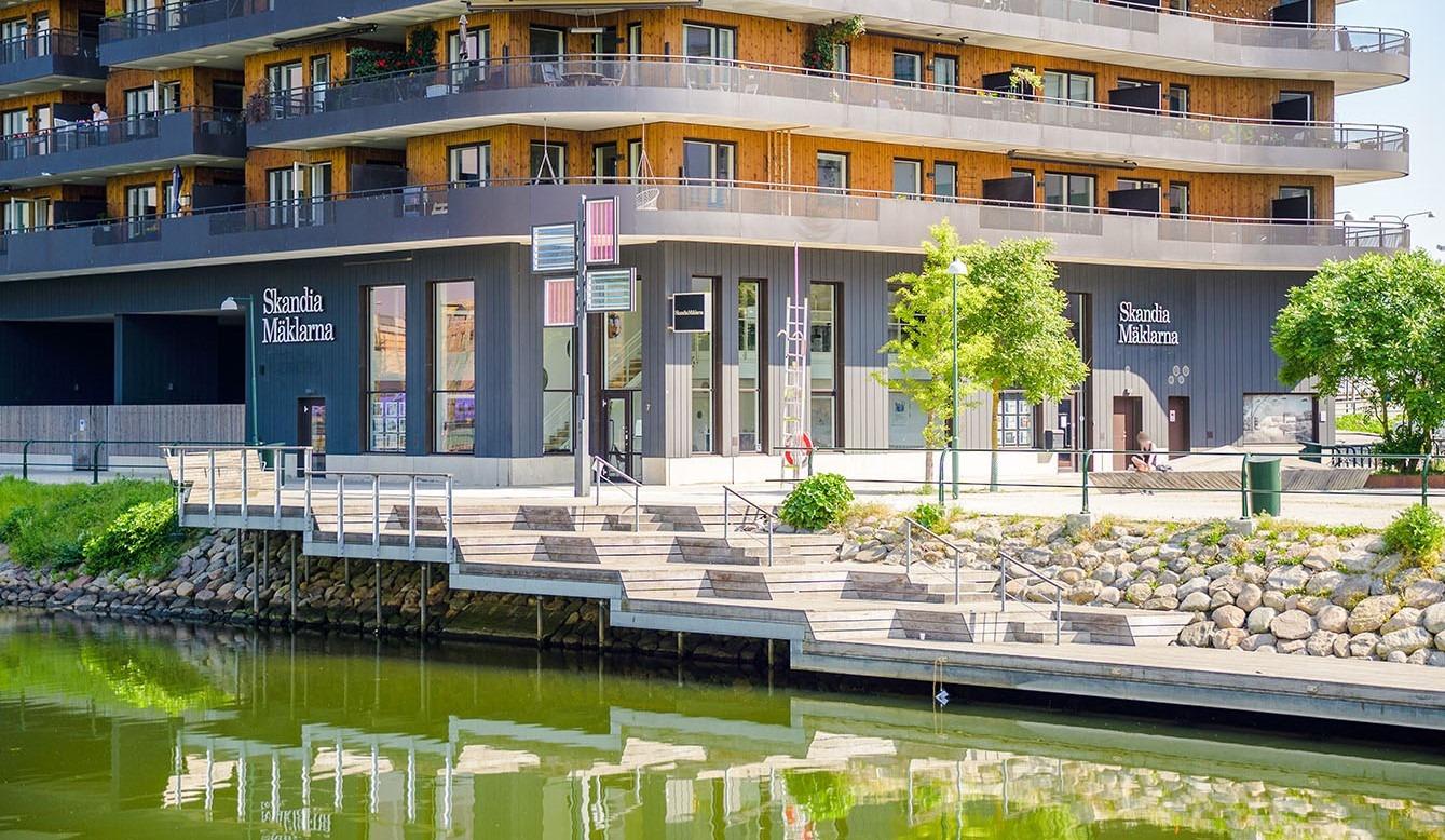 Fastighetsmäklare i Malmö City
