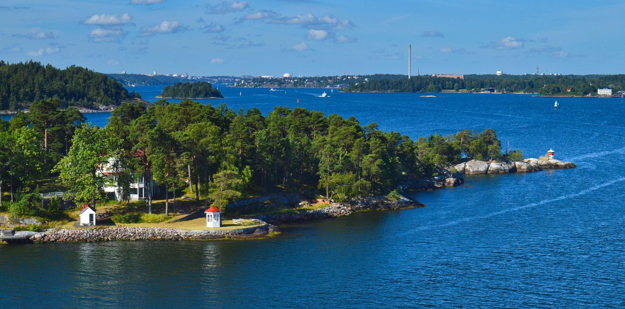 Fastighetsmäklare i Stockholm Skärgård